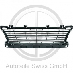STOßSTANGE GITTER MITTE , Peugeot, 308 Lim. / Kombi 13-17