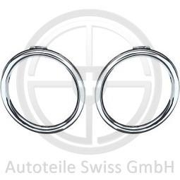 SATZ CHROMZIERRINGE , Renault, Clio IV 12-16
