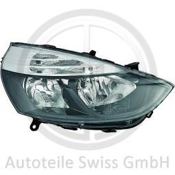 SCHEINWERFER LINKS , Renault, Clio IV 12-16