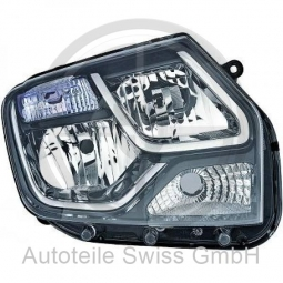 SCHEINWERFER RECHTS , Dacia, Duster 13-18