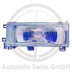 SCHEINWERFER RECHTS , Nissan, Bluebird Kombi WU11 88-90